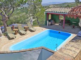 Villa Aquinoes, Осуна (рядом с городом Наварредонда)