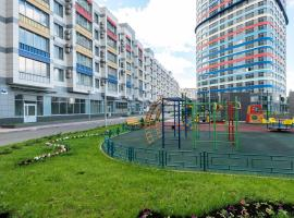 Apartment on Prospekt Mira 188B, Tricolor