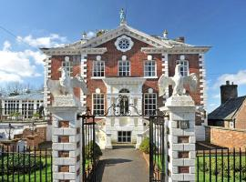 The Eagle House Hotel, Launceston (рядом с городом South Petherwin)