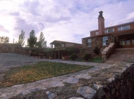 Hotel Termes, Montejo de Tiermes (рядом с городом Tarancueña)