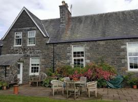 Old School House & Annexe, Barrhill (рядом с городом Rowantree)