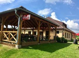 Restaurace Staré Sedlo, Orlík (Kamenice yakınında)
