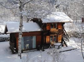 Mazot les Tines, Chamonix-Mont-Blanc
