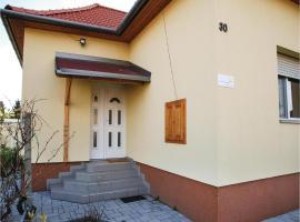 One-Bedroom Apartment in Morahalom, Морахалом (рядом с городом Ásotthalom)