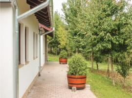 One-Bedroom Apartment in Sormas, Sormás