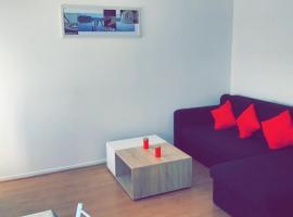 Appartement Tout Confort Saint Etienne, Сент-Этьен (рядом с городом Saint-Jean-Bonnefonds)