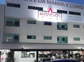 Augustos Hotel, Santo Antônio de Jesus (Ubaíra yakınında)