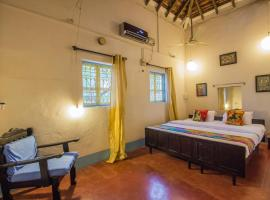 OYO 11588 Home Riverside 3BHK Goan Villa Siolim, Agarvado