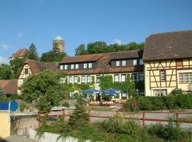 Gutshof Colmberg, Colmberg (Leutershausen yakınında)