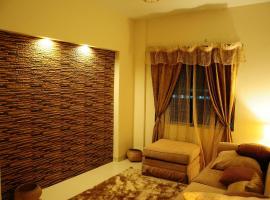 Rajanigandha Suites, Dhaka (Bāiljuri yakınında)