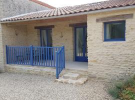 La Petite Maison Bleue, Oiron
