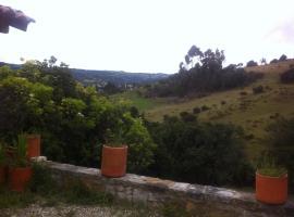 Cabaña Calera Romantica, Bogotá (Chipaque yakınında)