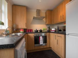 HLS - Central Apartment Motherwell, Motherwell