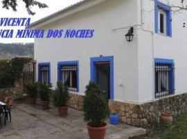 Casa Vicenta, Riópar (El Gollizo yakınında)