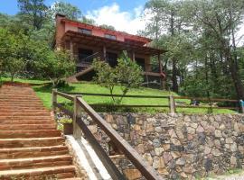 Casa del Bosque, Pinal de Amoles