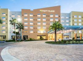 Hyatt Place Orlando Lake Buena Vista