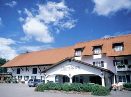 "Hotel-Restaurant ""Untere Mühle"", Schwabmühlhausen (U blizini grada 'Buchloe')"