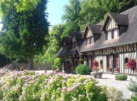 La Glycine, Le Mesnil-sous-Jumièges (рядом с городом Yainville)