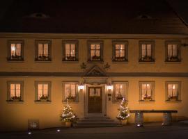 Der Patrizierhof - Weingut Gasthof Hotel - Familie Grebner, Großlangheim
