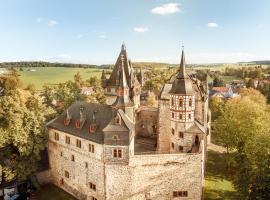 Hotel Schloss Romrod, Romrod (Groß Felda yakınında)