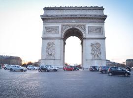Champs-Élysées Arc de Triomphe Apartment
