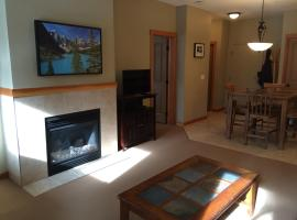 1 bedroom lodges at Canmore, Canmore