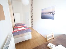 7BD apartment close to city center, Prag (Pelc Tyrolca yakınında)