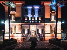 Villa Erre - Literary B&B, Lanzo Torinese (Mathi yakınında)