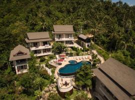 Koh Phangan Pavilions, Thong Nai Pan Noi
