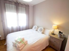 Apartamento Bourg Madame, Bourg-Madame