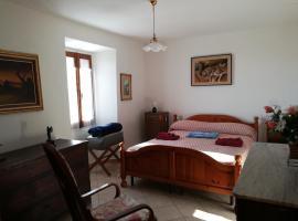 Casa Sologno, Cerrè Sologno (Febbio yakınında)