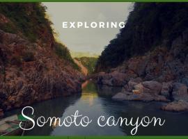 Somoto Canyon Aventura Extrema, Los Potrerillos