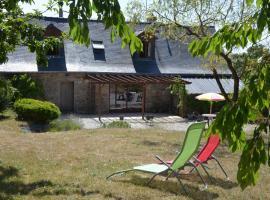 Les Haies, Rougé (рядом с городом Queneux Bas)