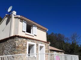 Petite Maison En Pierre, Isolaccio-di-Fiumorbo (рядом с городом Prunelli-di-Fiumorbo)
