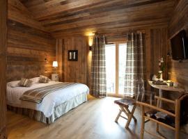 Hotel Blanc, Marigny-Saint-Marcel
