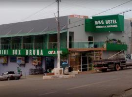 M&G Hotel, Tuntum (Dom Pedro-Maranhao yakınında)