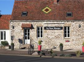 La Tour Margot, Semur-en-Auxois (рядом с городом Viserny)