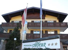 Pension Alfenz, Bludenz (Braz yakınında)