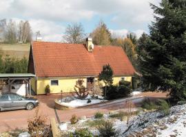 Haus Zajic 100W, Nová Ves nad Popelkou (Stará Paka yakınında)