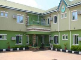 Spring Hills Hotel Ilesha, Ilesa (Near Oriade)