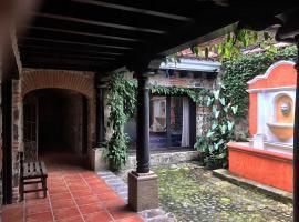 My Cute Colonial Home, Антигуа-Гуатемала (рядом с городом Сан-Лоренсо-эль-Техар)