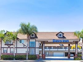 Days Inn by Wyndham Long Beach City Center, Long Beach (in de buurt van Signal Hill)