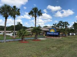 Days Inn by Wyndham Orange City/Deland, Orange City (in de buurt van De Land Highlands)