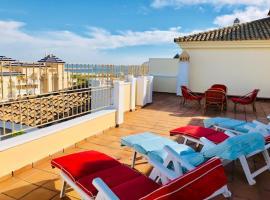 3 bed penthouse, Las Dunas, Isla Canela, Ayamonte