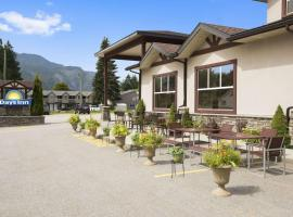 Days Inn & Suites by Wyndham Revelstoke, Revelstoke