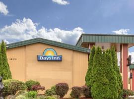 Days Inn by Wyndham Black Bear, Salem (in de buurt van Silverton)