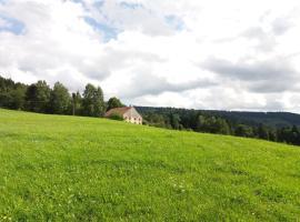 La ferme aux avettes, Gerbamont  (рядом с городом Rochesson)