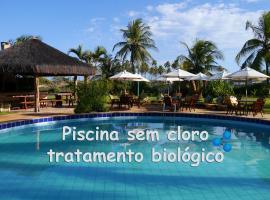 Estrela do Mar Exclusive Resort, Porto de Sauipe (Água Comprida yakınında)