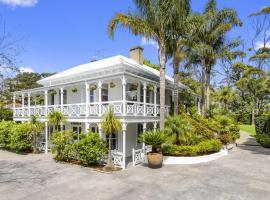 Western Springs Villa to Auckland Central Heritage Villa