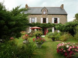 Chambres d'Hôtes de la Barrerie, Dingé (рядом с городом Feins)